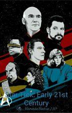 Star Terk: Early 21st Century by MarianaGarcia750