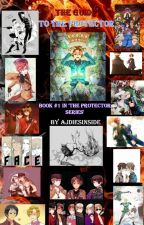 The Guide to the Protector (A HetaOni, 2ptalia and Female Reader Fanfiction) by AJDiesInside