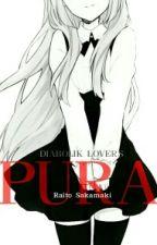 PURA - Raito Sakamaki  by GardenOfDeathRoses08