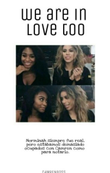we are in love too; norminah