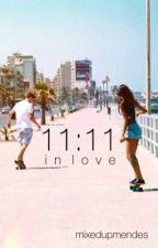 11:11 in love by mixedupmendes