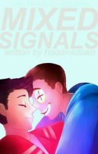 Mixed Signals by HoodiniClown