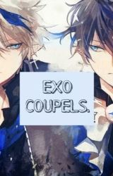 Exo couples . by saraxh2