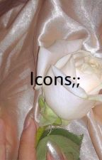 Icons ✧ by carogurr
