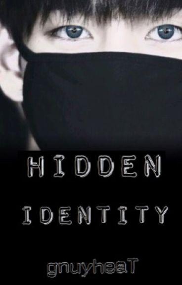 Hidden Identity   Kim Taehyung