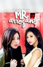 Mr. Arrogant ➶ [ Vanoss Crew ] by carakookie