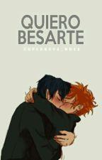 Quiero besarte |Kagehina| by Supernova_Nova