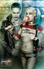 Arlequina E Coringa (Harley Quinn & Joker) Suicide Squad  by AmericaEdith