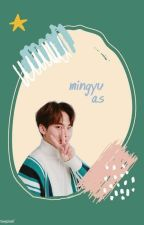 Mingyu As by getmesebongi