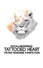 1 | Tattooed Heart ❥ Peter Pevensie by RoyalHemmings