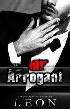 Mr. Arrogant by leonidas_magenta