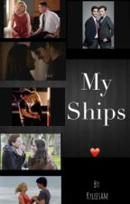 My Ships by Kyleesam