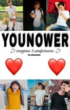 YOUNOWER IMAGINES / (EDITING) by juliansbabe