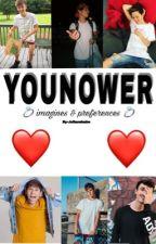 YOUNOWER IMAGINES / (EDITING) by juliansbabe