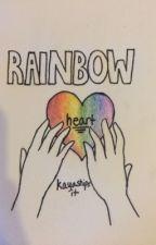 Rainbow Heart by Kayashipsit