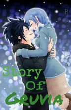 Story of Gruvia [Fairy Tail] by ___Yur___