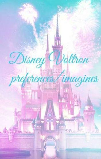 Disney Voltron x reader