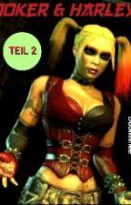 Joker & Harley - Teil 2 by Doomiinee