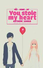 [Yết - Song - Sư] You Stole My Heart! - Sarah Wilson by _SarahWilson_
