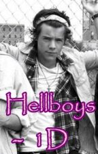 Hellboys - 1D by DoloresFaria