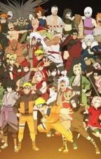 Naruto characters X reader by KczKoala
