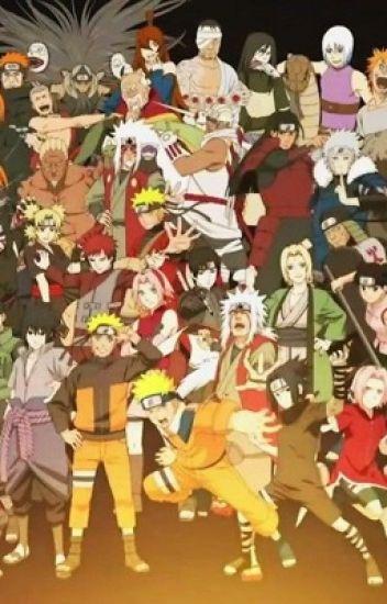 Naruto characters X reader
