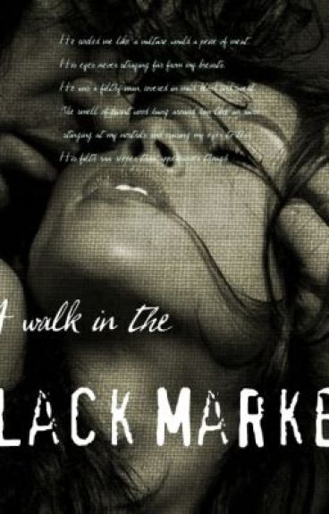 A walk in the Black Market by isabel-lindsay