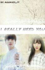 I Really Need You ( Yukook ) by kookies_14
