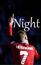 Night|Antoine.Griezmann by MargauxHolijat