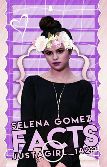 Selena Marie Gomez Facts 3