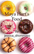 Maya Hart's Food by jesslovesgmw