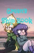 Greens Ship Book by GreenTheNerd