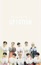 UP10TION the type by ElfaDeLaNoche