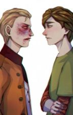 A Little Blood And Bruises Won't Hurt (Warren x Nathan) by SweetBabyJayzus