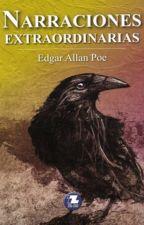 Narraciones Extraordinarias - Edgar Allan Poe by AntonhLouise