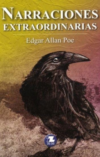 Narraciones Extraordinarias - Edgar Allan Poe - Antonella