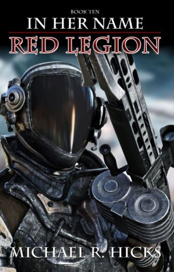 Red Legion (In Her Name, Book 10)