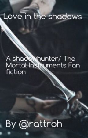 love in the shadows a shadow hunters fan fiction malec party