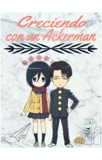Creciendo con un Ackerman by DreaLirm