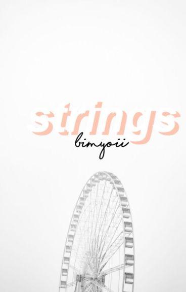strings ➳ jamilton