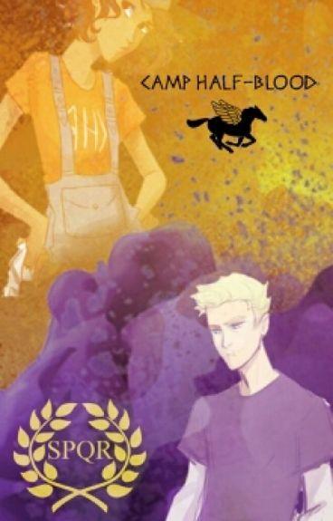 Mundo de Percy Jackson RP
