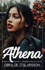Athena | H.S. by goldeyesz