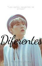 Diferentes (Suga y Tu) =Terminada= by Pambisita_Army