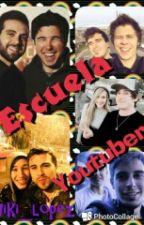 Escuela de Youtubers (Wigetta)-(Staxxby)-(Luzana)-(Rubelangel)-(Zeuspan) by viki_Friky