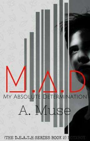 M.A.D (THE D.E.A.T.H SERIES BOOK 2) BOYXBOY by EzraWinn