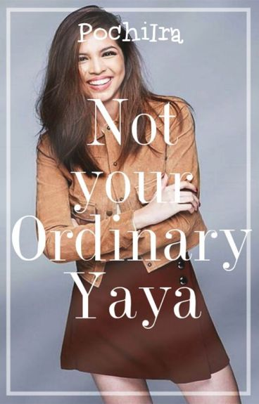 Not Your Ordinary Yaya [Aldub fanfiction]