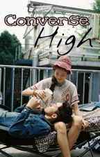 Converse High [ Min Yoongi ] by swaggerdandy