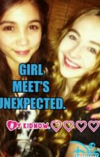 girl meets Unexpected by kidnow