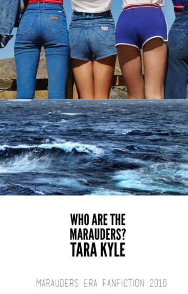 Who are the Marauders? (HP fanfikce)