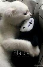 Bla bla by VoldyLemon